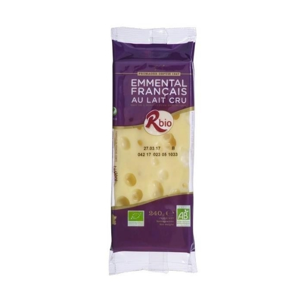 EMMENTAL PORTION 240g - ROUSSEY / CANOPY