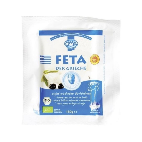 FETA GRECO 180g - OMA / CANOPY