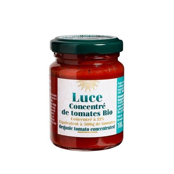 CONCENTRÉ DE TOMATES 22% 100g - LUCE / CANOPY