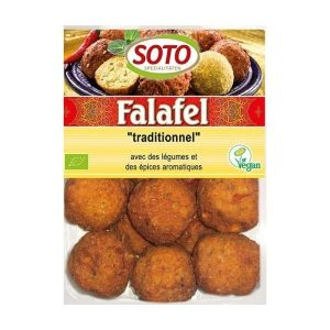 FALAFEL TRADITIONNEL 220g - SOTO / CANOPY