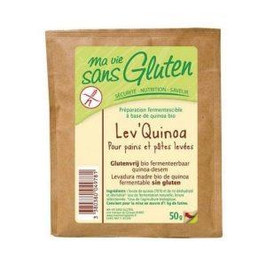 LEV'QUINOA 50g - MA VIE SANS GLUTEN/ CANOPY
