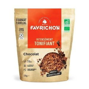 MUESLI CROUSTILLANT CHOCOLAT 1Kg - FAVRICHON / CANOPY