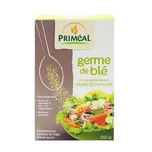GERME DE BLÉ PAILLETTES 250g - PRIMEAL / CANOPY