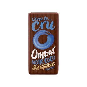 CHOCOLAT CRU CRÈME DE COCO 35g - OMBAR / CANOPY