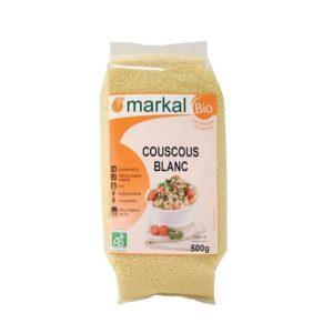 COUSCOUS BLANC 500G - MARKAL / CANOPY