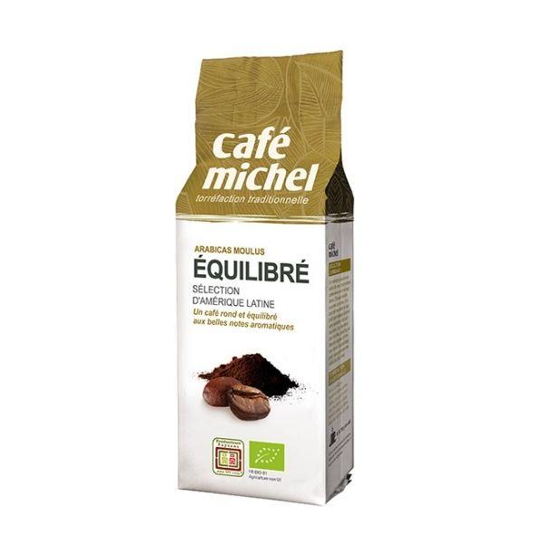 CAFÉ MÉLANGE ÉQUILIBRE MOULU 250g - CAFÉ MICHEL / CANOPY
