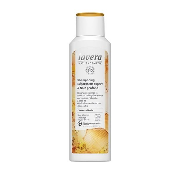Shampoing Réparateur & Soin Profond 250ml - LAVERA/ CANOPY