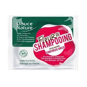 FLEUR DE SHAMPOOING Cheveux Secs 85g - DOUCE NATURE / CANOPY