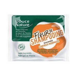 FLEUR DE SHAMPOING Cheveux Normaux 85g - DOUCE NATURE / CANOPY