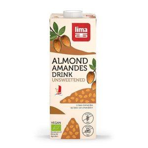 BOISSON AMANDE Sans Sucre 1L - LIMA / CANOPY