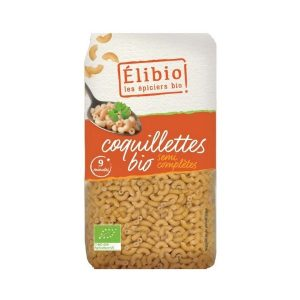 COQUILLETTES DEMI-COMPLETES 500g - ELIBIO / CANOPY