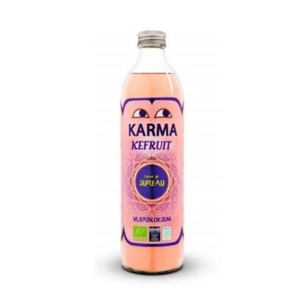 KEFIR SUREAU ET HIBISCUS 50cl - KARMA / Canopy