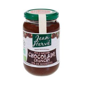 CHOCOLADE CRUNCHY 350g - JEAN HERVÉ / CANOPY