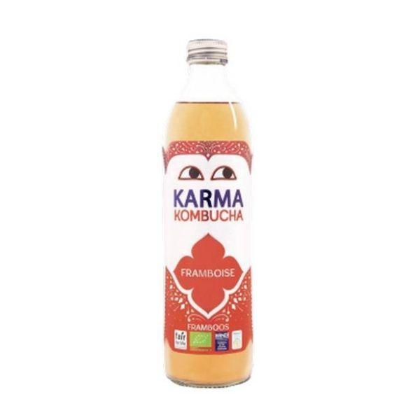 KOMBUCHA FRAMBOISE 500ml - KARMA / CANOPY