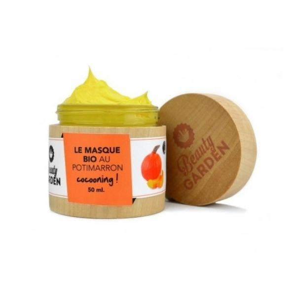 MASQUE AU POTIMARRON 50ml - BEAUTY GARDEN / Canopy
