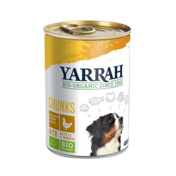 BOUCHÉES DE POULET en sauce 405g - YARRAH / CANOPY