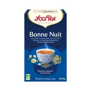 BONNE NUIT X17 YOGI TEA / CANOPY