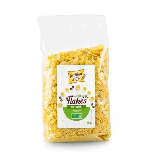 CORN FLAKES NATURE 500g - GRILLON D OR / CANOPY