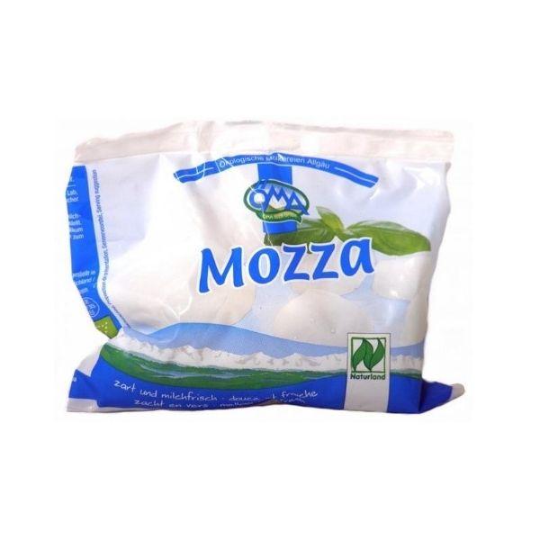 MOZZARELLA DI BUFALA CAMPANA DOP 125g - OMA / CANOPY