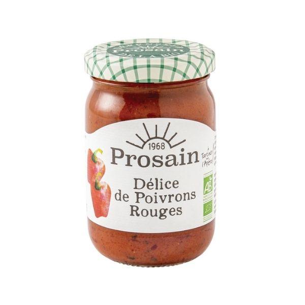 DÉLICE DE POIVRONS ROUGES 200g - PROSAIN / CANOPY