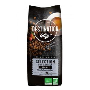 CAFE SELECTION 100% ARABICA GRAINS 500G - DESTINATION