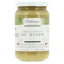 MOUTARDE DIJON NOUVELLE AQUITAINE 350g - DELOUIS