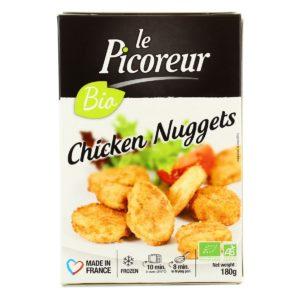 NUGGETS POULET BIO 200g LE PICOREUR