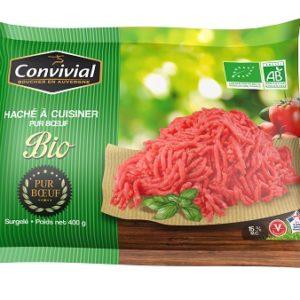 Haché À Cuisiner 15% Mg  400G - CONVIVIAL