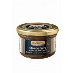 OLIVADE NOIRE 100G - DANIVAL