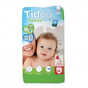 COUCHES T4  7-18KG  X50 TIDOO