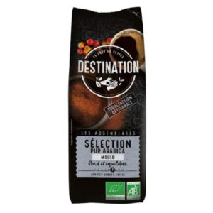 CAFE SELECTION 100% ARABICA MOULU 250G - DESTINATION