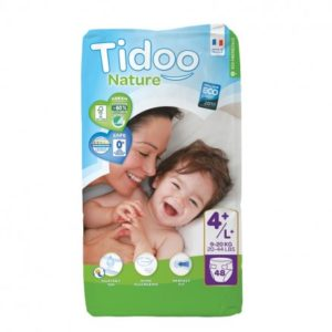 COUCHES  T4+  9-20KG  X48 - TIDOO