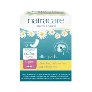 Serviette Ultra Super Plus X12 - NATRACARE / Canopy