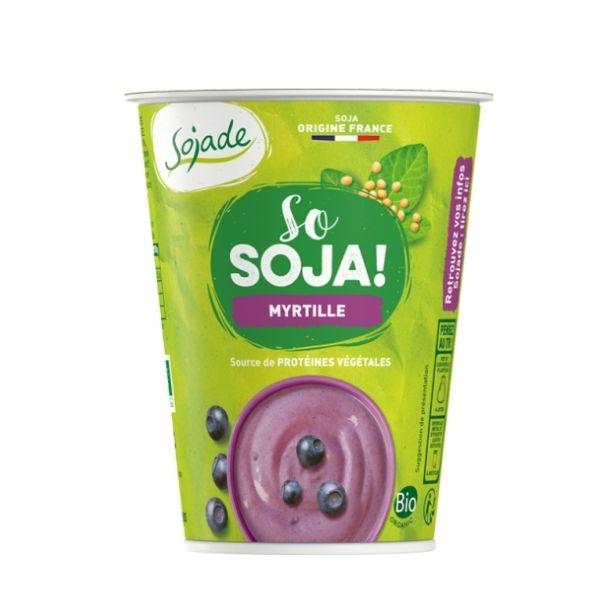 So Soja MYRTILLE 400g - SOJADE / CANOPY