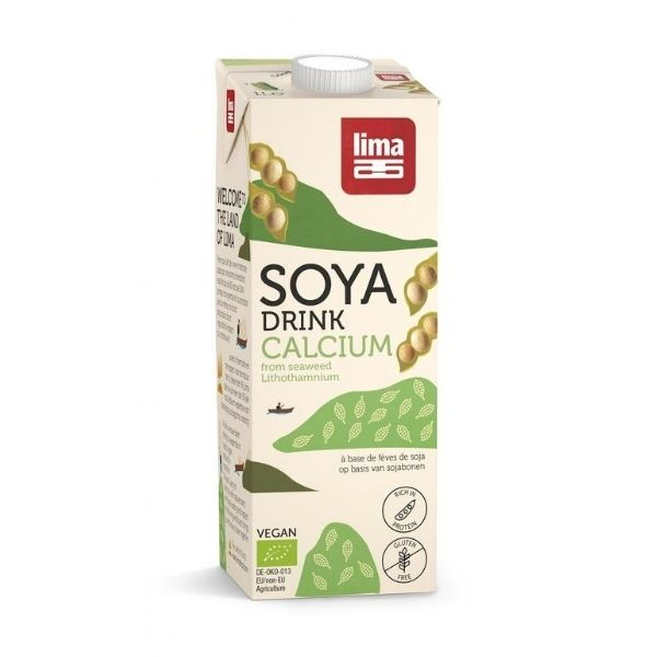 SOYA DRINK CALCIUM LITRE – LIMA / CANOPY