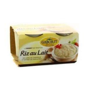 RIZ AU LAIT TRADITION 2X130g - GABORIT / CANOPY