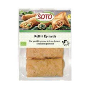 ROLLINI ÉPINARDS 150g - SOTO / CANOPY