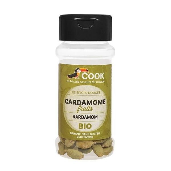 CARDAMOME FRUITS 25g - COOK / CANOPY