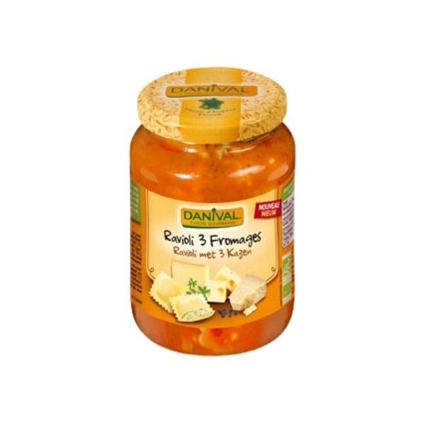 RAVIOLI 3 FROMAGES 670G - DANIVAL / CANOPY