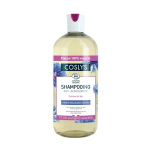 SHAMPOOING Anti-Jaunissement 500ml COSLYS / CANOPY