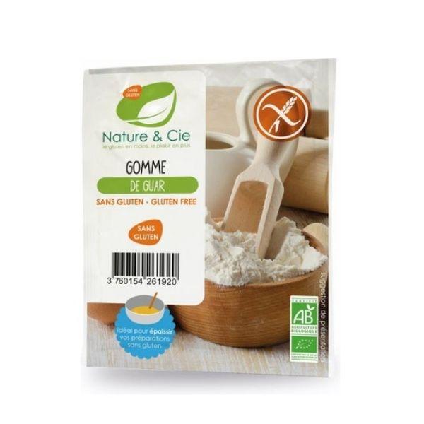 GOMME DE GUAR 30g - NATURE & CIE / CANOPY