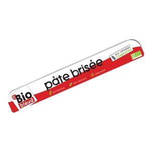 PATE BRISÉE SANS BEURRE 230g - BIOBLEUD / CANOPY