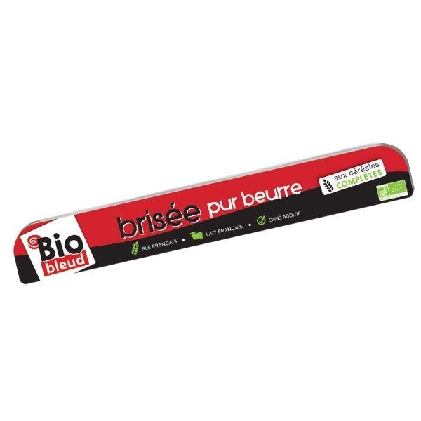 PATE BRISÉE PUR BEURRE 250g - BIOBLEUD / CANOPY