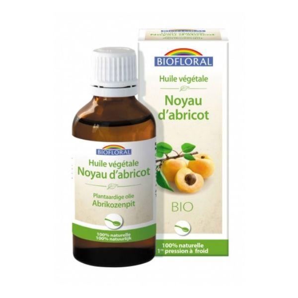 Huile De Noyau D'abricot 50ml - BIOFLORAL / CANOPY