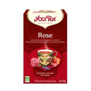 ROSE X17 YOGI TEA / CANOPY