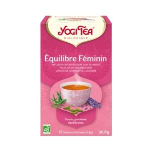 ÉQUILIBRE FEMININ X17 - YOGI TEA / CANOPY