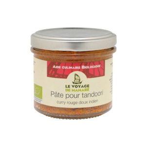 PÂTE POUR TANDOORI 105g - MAMABE / CANOPY