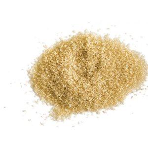 SUCRE DE CANNE BLONDvendu par 100gr (3,10€/kg)
