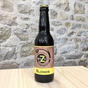 BLONDE 33cl - BRASSERIE CORREZIENNE