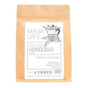 CAFE HONDURAS GRAIN 1kg - MAMA CAFÉ / canopy